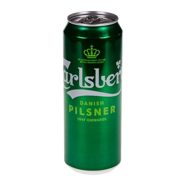 Пиво Carlsberg  4,6% 0,45л
