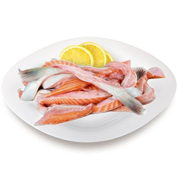 Обрезь лосося замороженная Арт-рыба