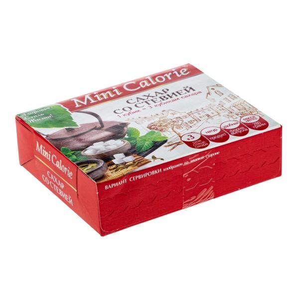 Сахар Mini Calorie 280гр со стевией