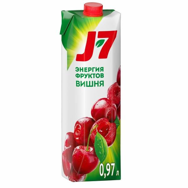 Нектар J-7 0,97л вишня