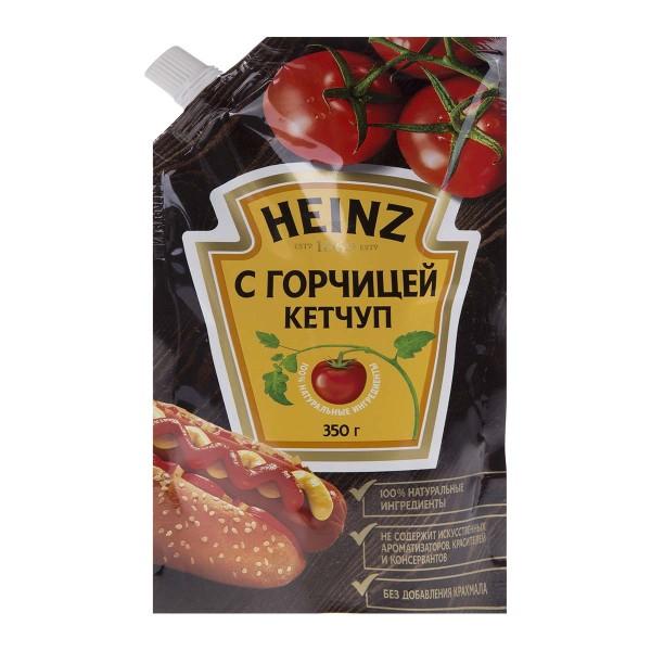 Кетчуп С горчицей Heinz 350гр