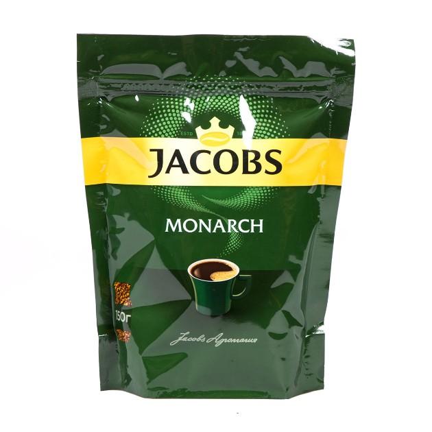 Кофе растворимый Jacobs Monarch 150гр