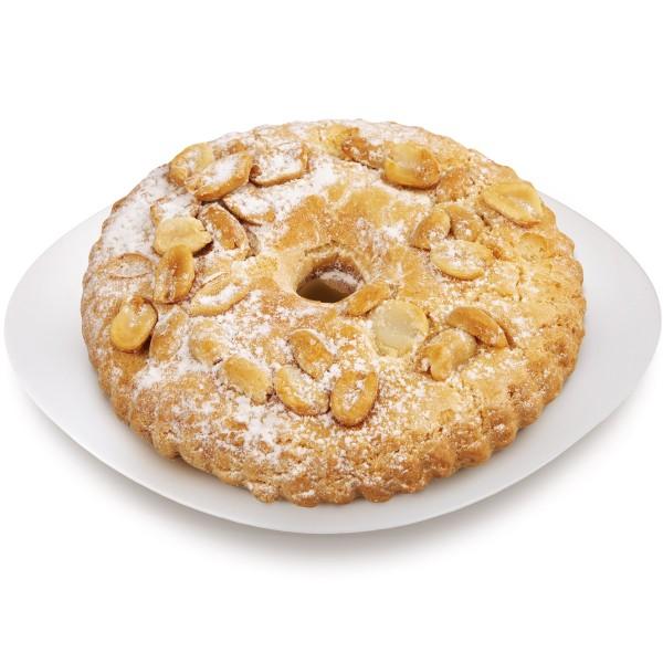 Пирожное Песочное кольцо 80гр Производство Макси