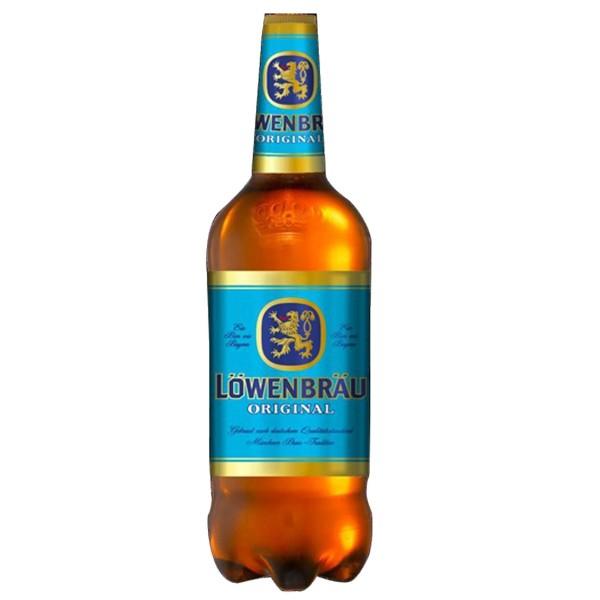 Пиво светлое Lowenbrau Original 5,4% 1,3л