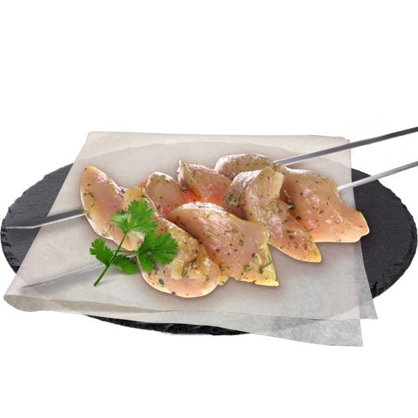 Шашлык из куриного филе Нежный 1,4-1,8кг производство Макси