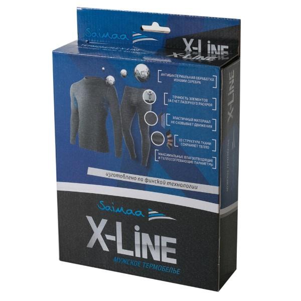 Мужской комплект термобелья X-Line р.48