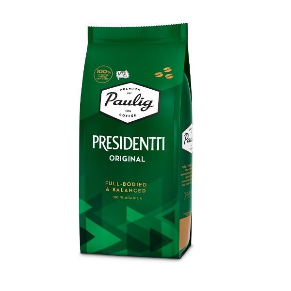 Кофе в зернах Paulig Presidentti Original 250г