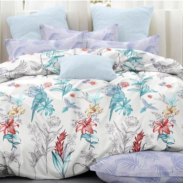 Комплект постельного белья Love & Live 1,5-спальный поплин