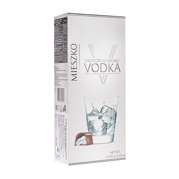 Конфеты шоколадные Vodka Mieszko180гр