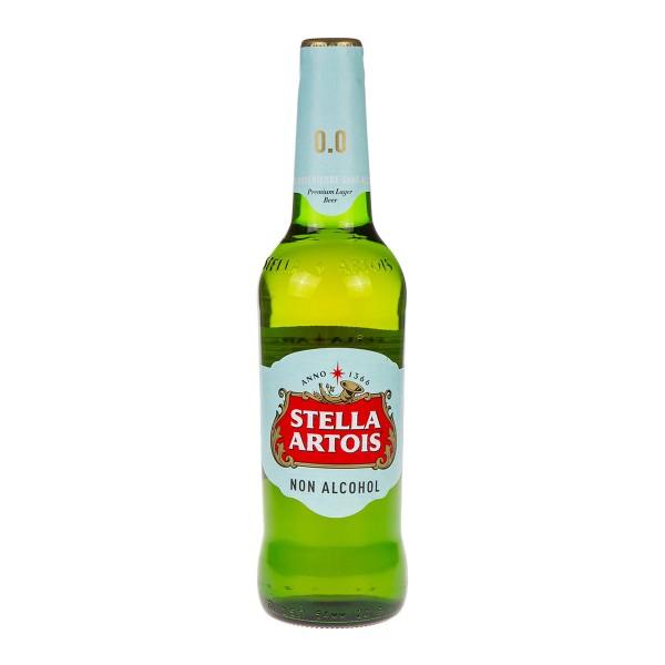 Пиво Стелла Артуа безалкогольное 0,5л 0,5%