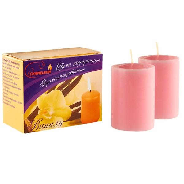 Набор свечей ароматизированных 6см ваниль