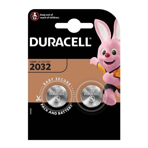 Батарейка Duracell specialty CR2032 2шт