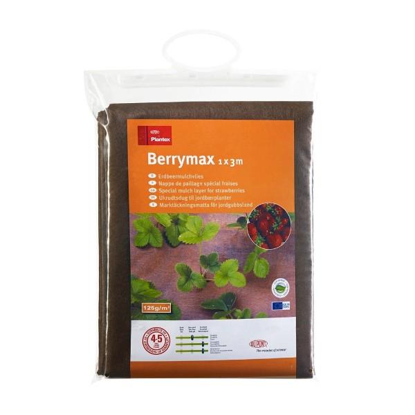 Мембрана для клубники Berrymax Plantex 1х3м