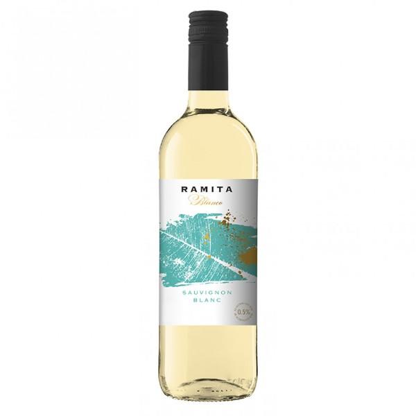 Вино безалкогольное белое сухое Ramita Sauvignon Blanc 0,75л