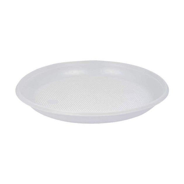Тарелка одноразовая Яркая цена 165мм 6шт