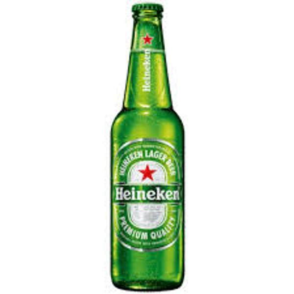 Пиво светлое 4.8% Heineken 0.47л