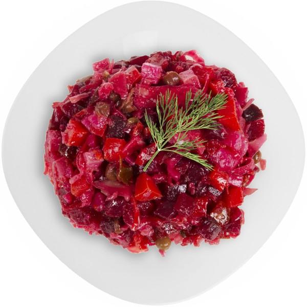 Салат винегрет овощной Производство Макси