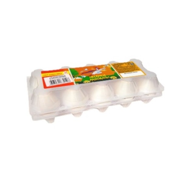 Яйца куриные С2 Зуевка 10шт