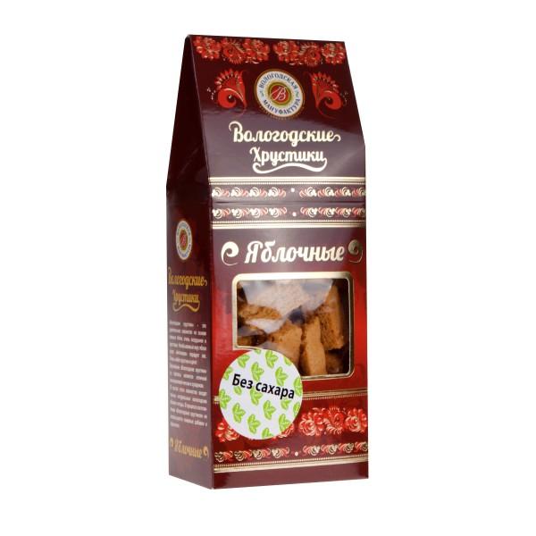 Хрустики Вологодская мануфактура 60г без сахара
