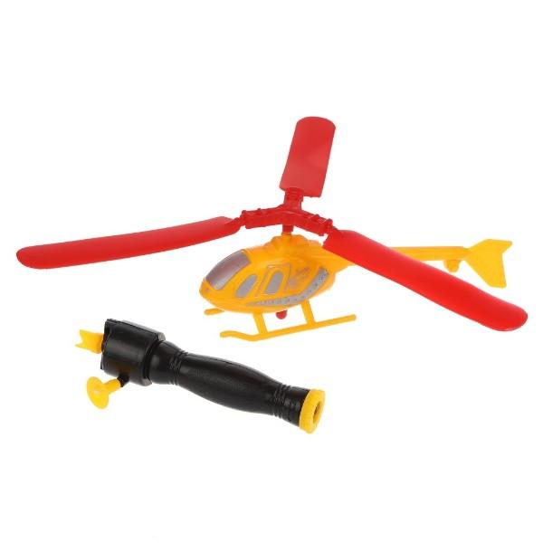 Вертолет с запуском Наша игрушка