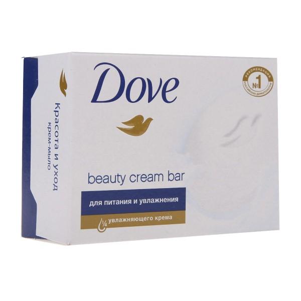 Крем-мыло Dove Красота и уход 135гр