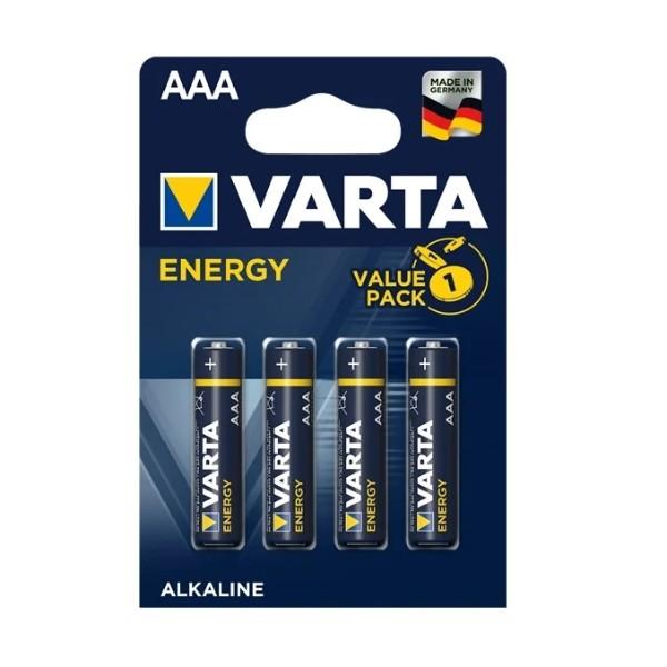 Батарейка Varta Energy AAA 4шт