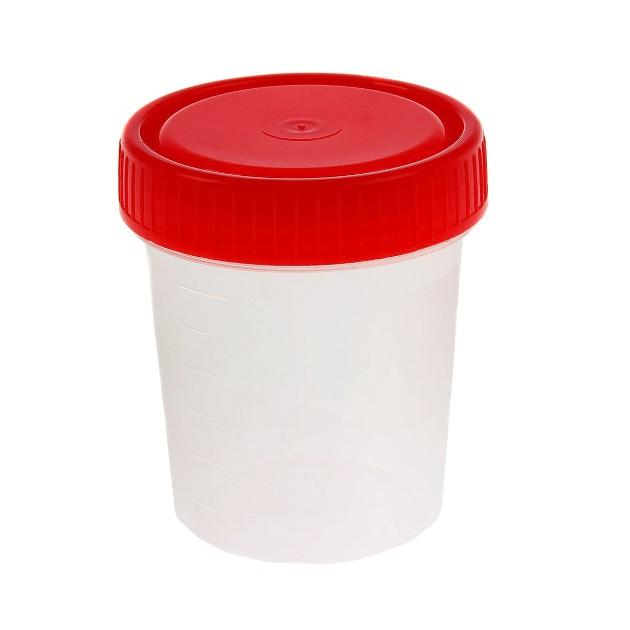 Контейнер для биоматериалов стерильный 100мл