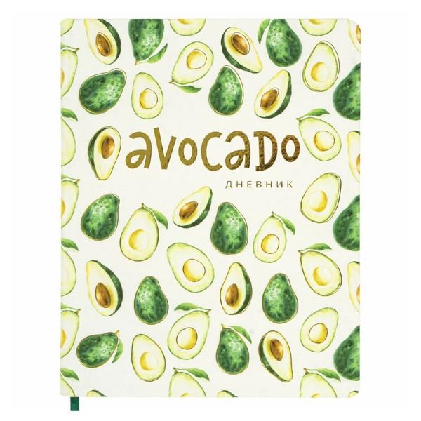 Дневник Авокадо 1-11кл  Brauberg 48л