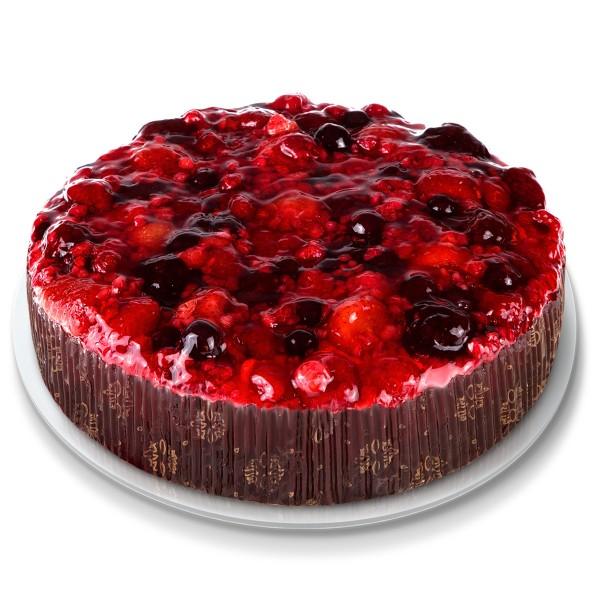 Торт Ягодка 0,75кг Производство Макси