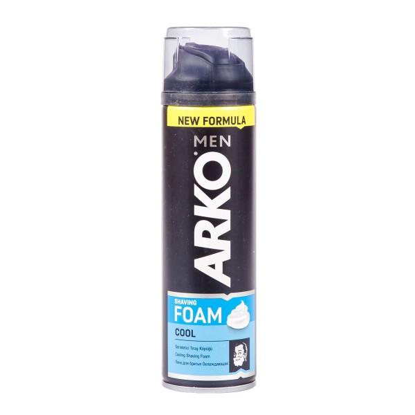 Пена для бритья Arko Men 200мл cool