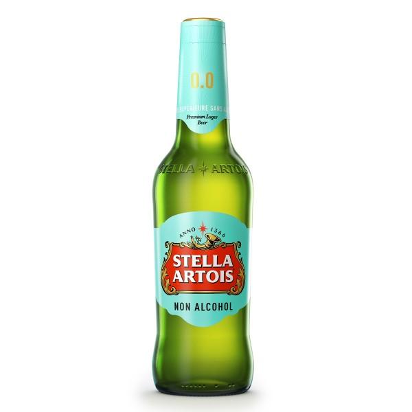 Пиво безалкогольное Stella Artois 0,44л