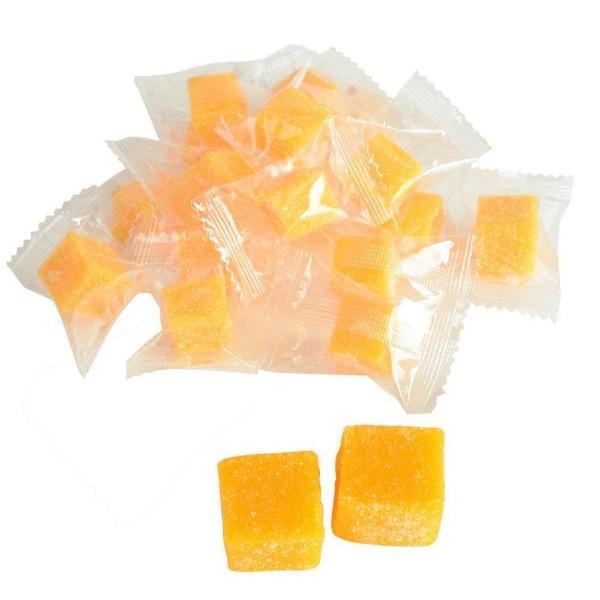Конфеты мягкие со вкусом манго