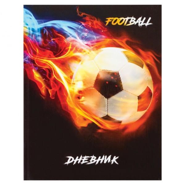 Дневник 1-4 кл Живи футболом Юнландия 48л