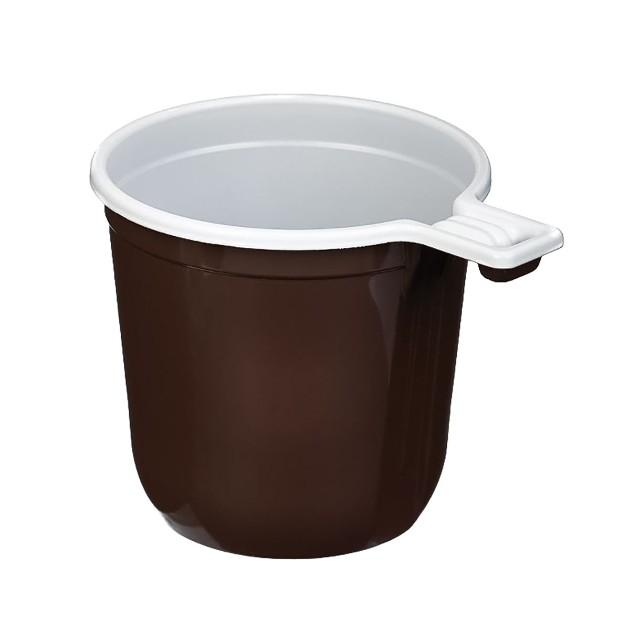 Чашка кофейная одноразовая Яркая цена 200мл 6шт