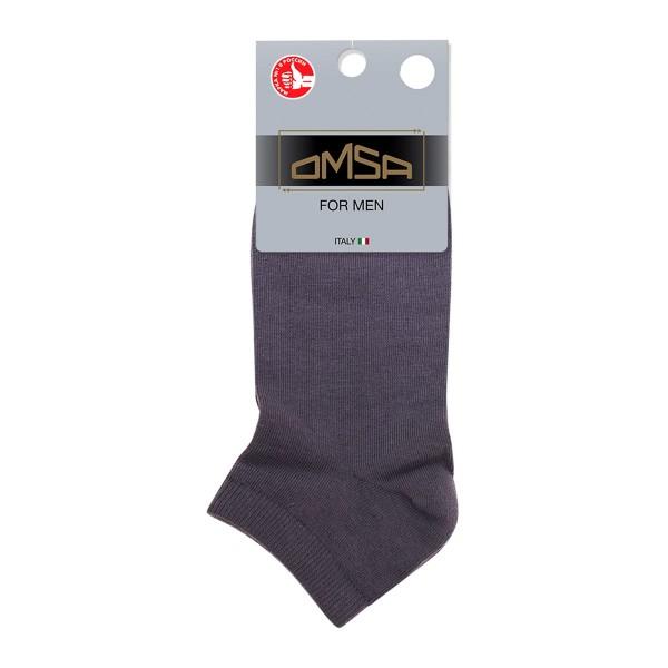 Носки мужские Omsa for men Eco grigio scuro р.42-44