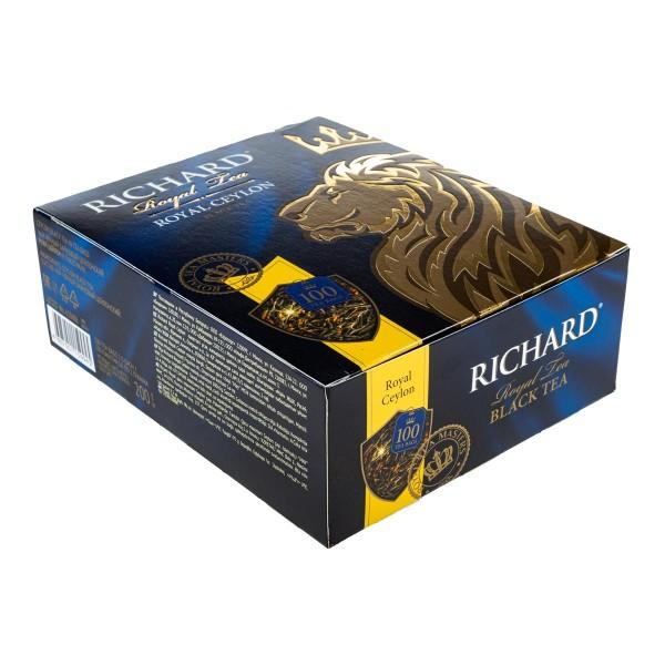 Чай черный Richard Royal Ceylon 100пак