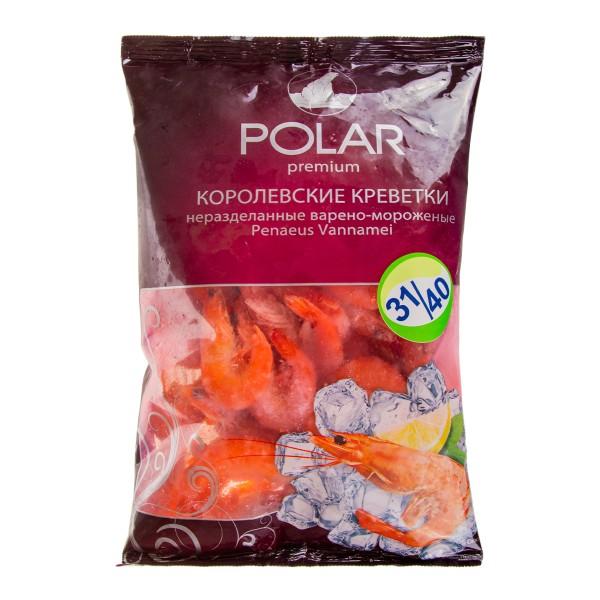 Креветки Королевские Polar 800гр