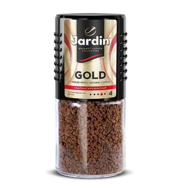 Кофе растворимый Jardin Gold 95г