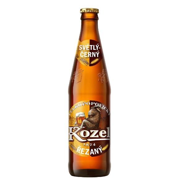 Пиво Козел Велкопоповицкий резаное  светлое 0,45л 4,7%