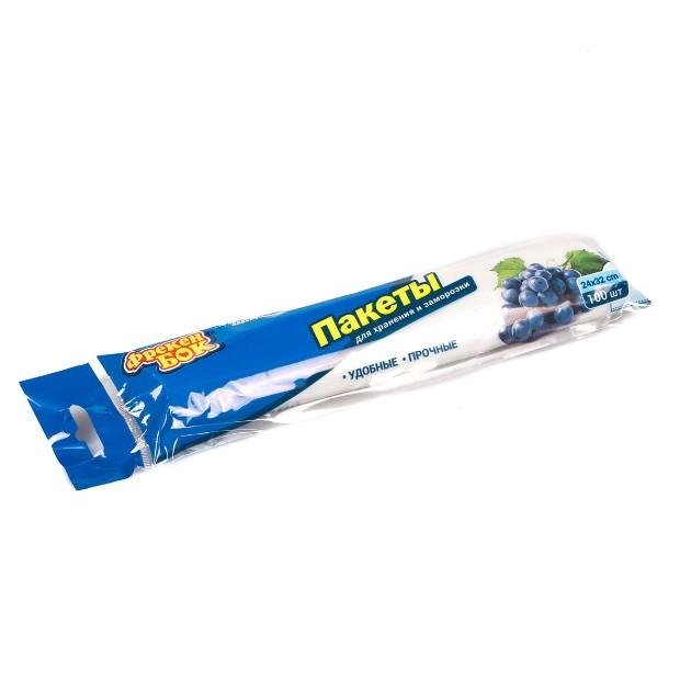 Пакеты для хранения и заморозки Фрекен Бок 100шт