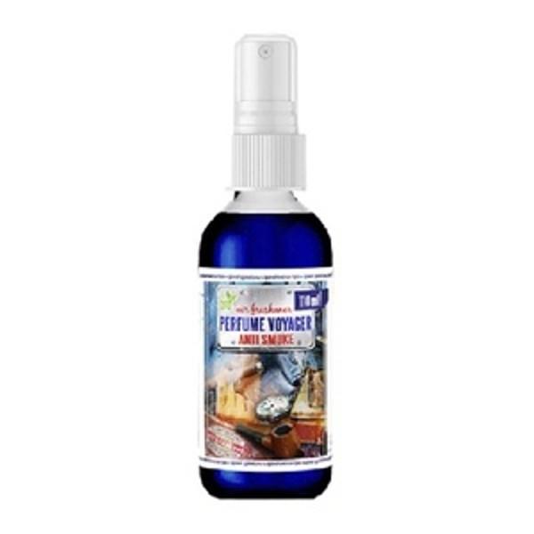 Ароматизатор-спрей Perfume Voyager Fouette 110мл anti smoke