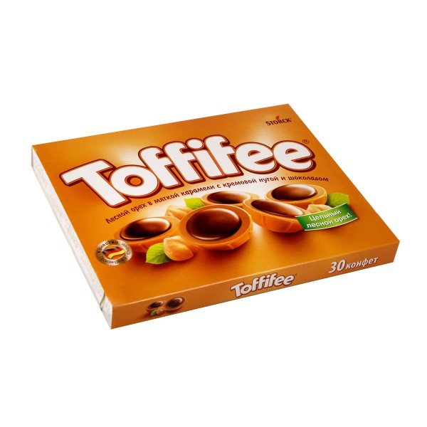 Конфеты шоколадные Toffifee 250гр