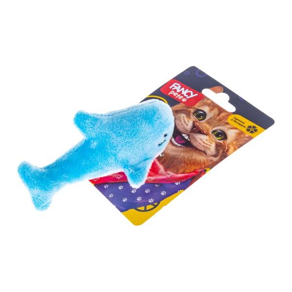 Игрушка для кошек Акула Fancy Pets
