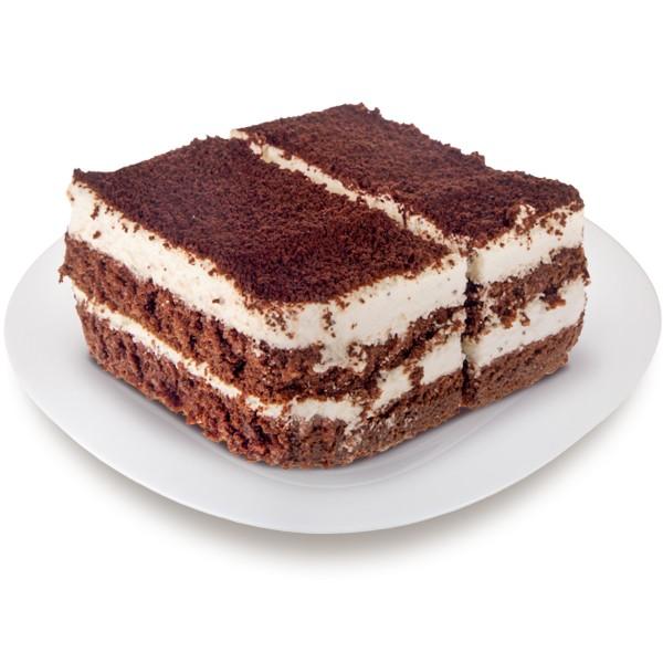 Пирожное Пломбир шоколадное производство Макси