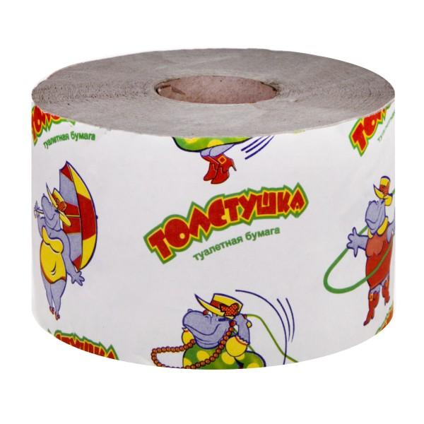 Бумага туалетная Толстушка