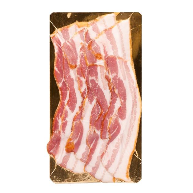 Бекон свиной сырокопченый Вологодский мясокомбинат 200гр