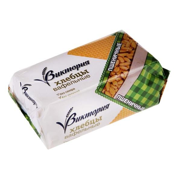 Хлебцы Виктория 60гр пшеничные
