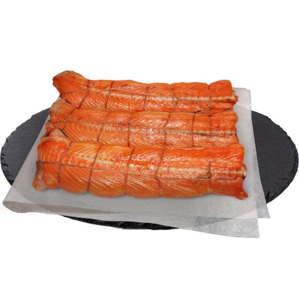Хребты лососевые горячего копчения Арт-рыба