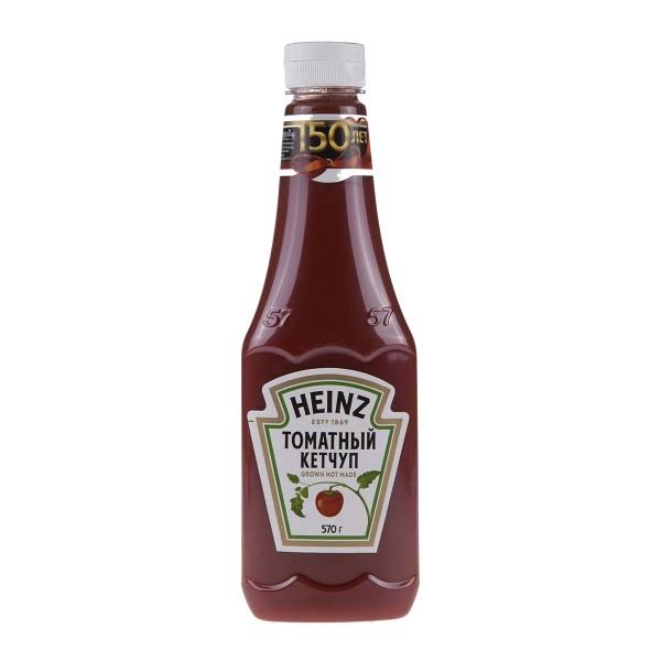 Кетчуп Томатный Heinz 570гр