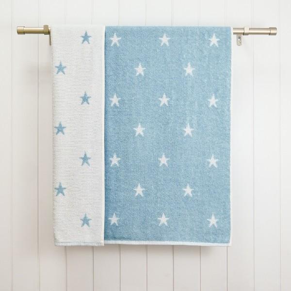 Полотенце махровое Stars 48х70см